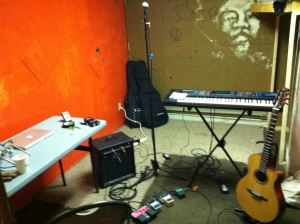 Seattle Practice Space
